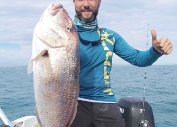 pescar Surfcasting Dentón
