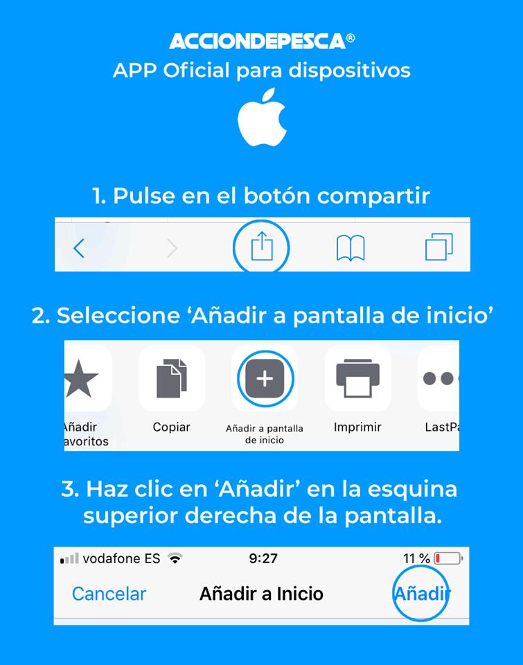 descargar app acciondepesca ios