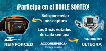 Concurso Capturas Acciondepesca.com